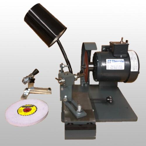 ice auger blade sharpener