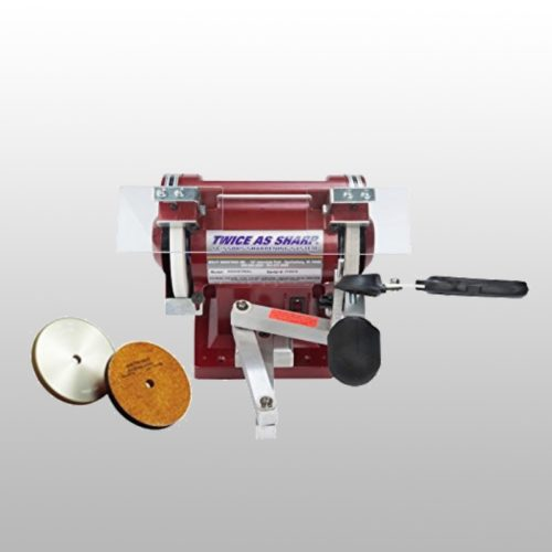 scissors sharpening machine