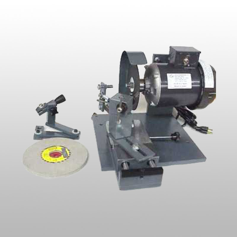Ice Auger Sharpening Equipment
