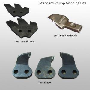 Stump Grinding Fixture (Standard)