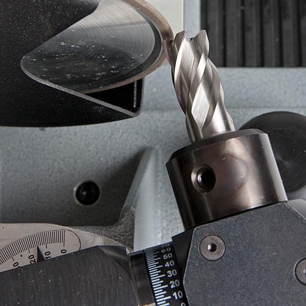 annular cutter sharpening machine