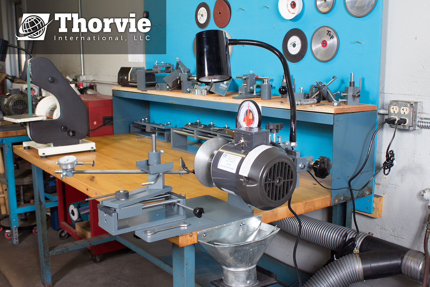 Start Your Saw Sharpening Service With An AV-40