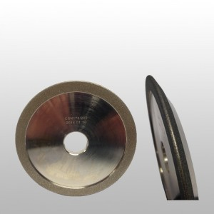 CBN Grinding Wheel For PP-ERM2 Annular Cutter Sharpener