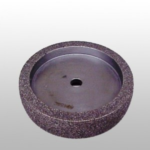 Stump Grinding Wheel (Green/Red Tooth)