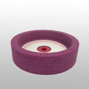 Cup Wheel – Ruby 6″ WRA