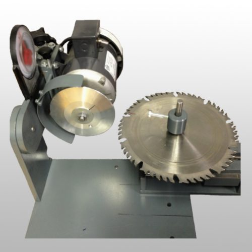 Face grinding saw blades