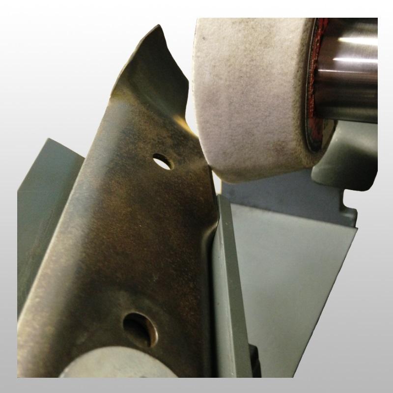 Blade Grinding Fixture : Lawn mower blade sharpening fixture thorvie