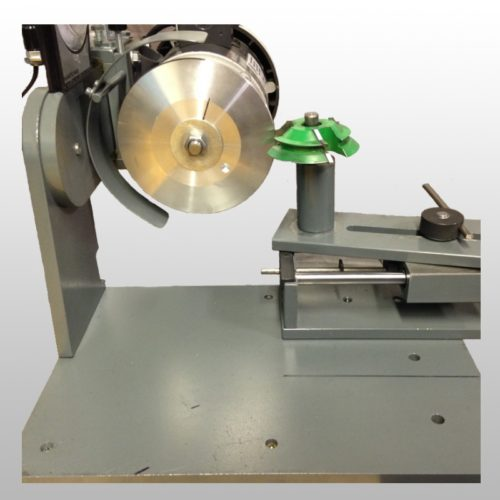 Shaper cutter sharpening