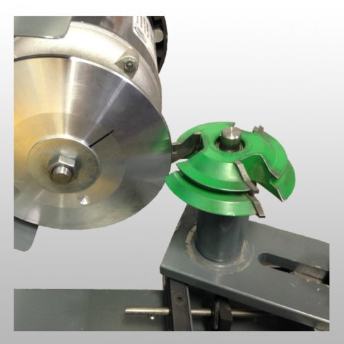 sharpening shaper cutters