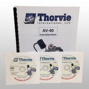 AV-40 Training DVD's with Instructions