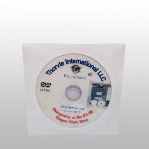 AV-36 Clipper Hone DVD With Instructions