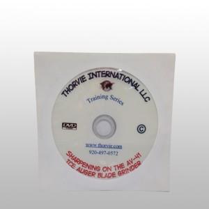 AV-41 Ice Auger Training DVD With Instructions