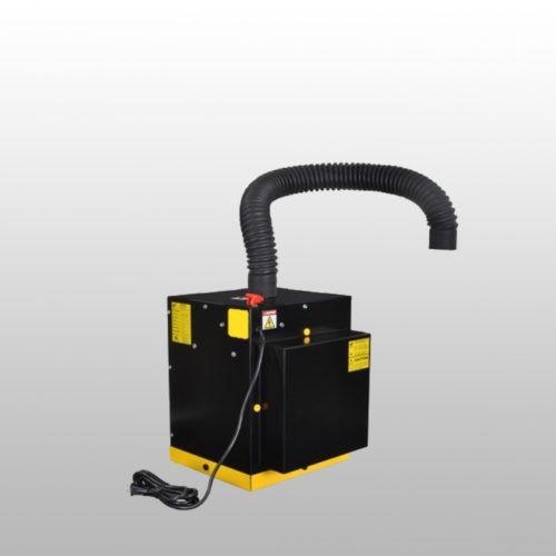 industrial dust collector, dust collection system