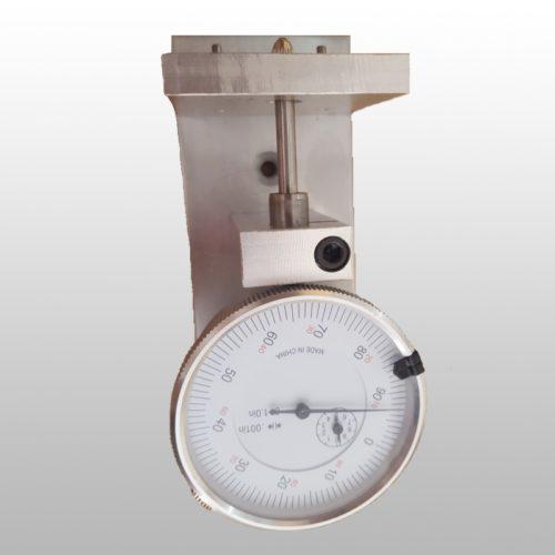 metal removal gauge
